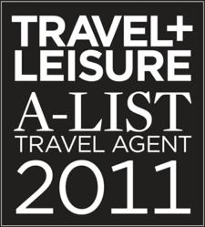 T+L A List 2011 of Top travel Agents