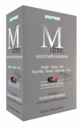 Mdrive for Men Naturally Boosts Testosterone