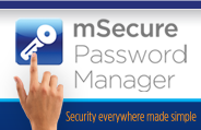 mSecure Password Manager - Security Everywhere Made Simple
