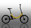 Conscious Commuter Folding e-Bike with Fenders