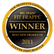 Protein Coffee Mix Fit Frappe wins Coffee Fest Award