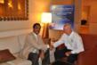 Dr. Eldred Taylor & Phil Altman