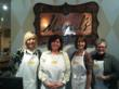 Marcel's opening day staff (from left): Rasa Wise, Owner Jill Foucre, Rita Cevaal,  Retail Manager Dana Williams.