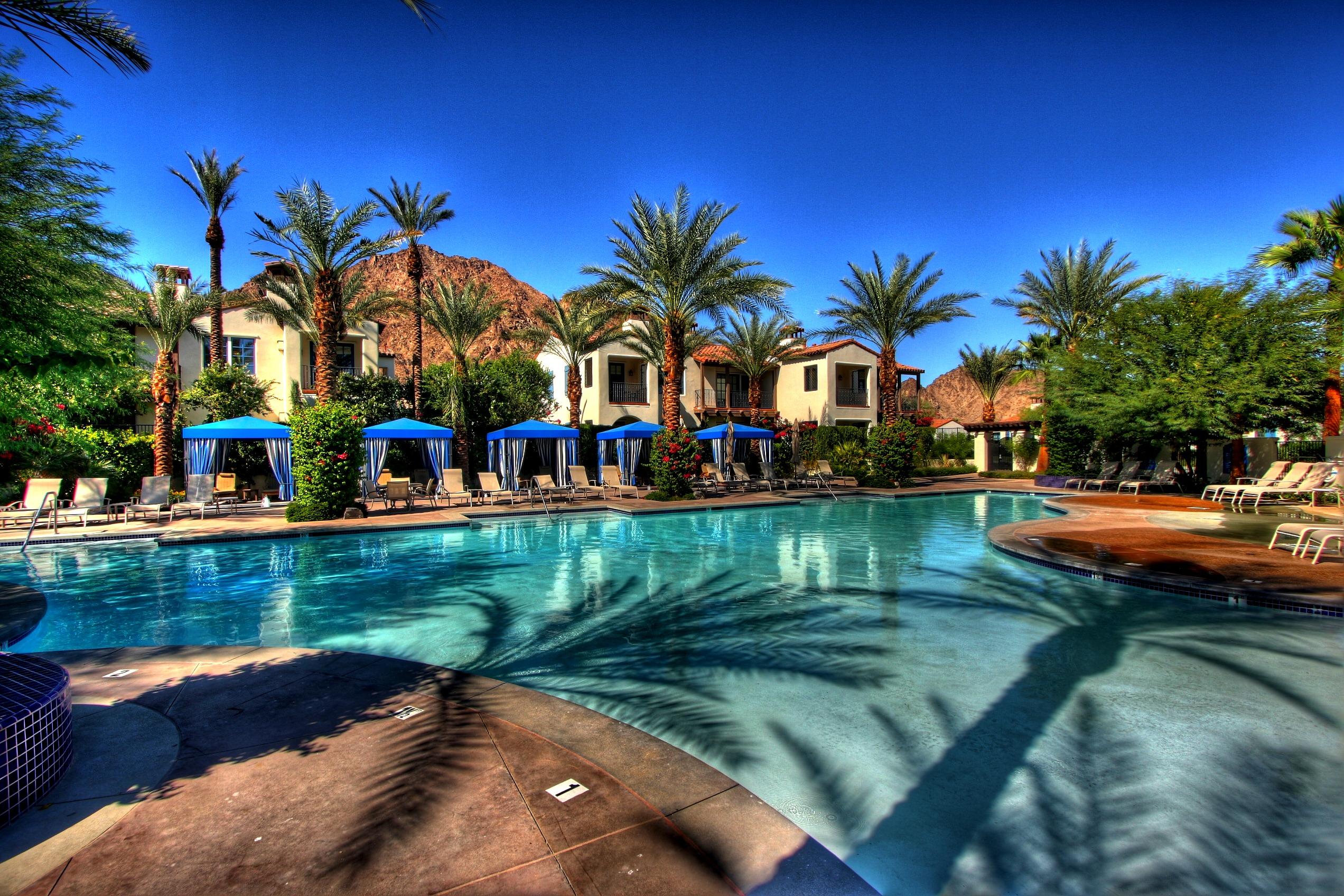 Spa Resorts In La Quinta Ca