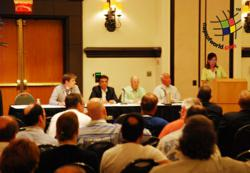 "Expert Panel Discussion on ""Emerging Trends"" in Mapping Industry (IMTA-Americas 2011)"