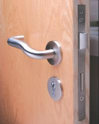 Anti-Bacterial Door Handle
