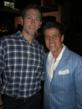 Peter Lamas and Moneyball star Casey Bond