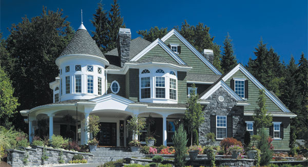 Leading online house plan provider unveils new designs for Luxury country home designs
