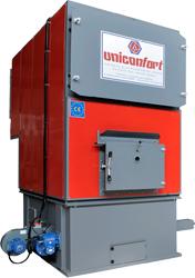 AESI EOS Series Biomass Gasification Boiler
