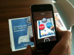 Blippar for Tesco augmented reality campaign