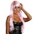 Fantasy Pink Costume Wig