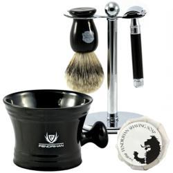 Five-piece, complete shaving set from Fendrihan