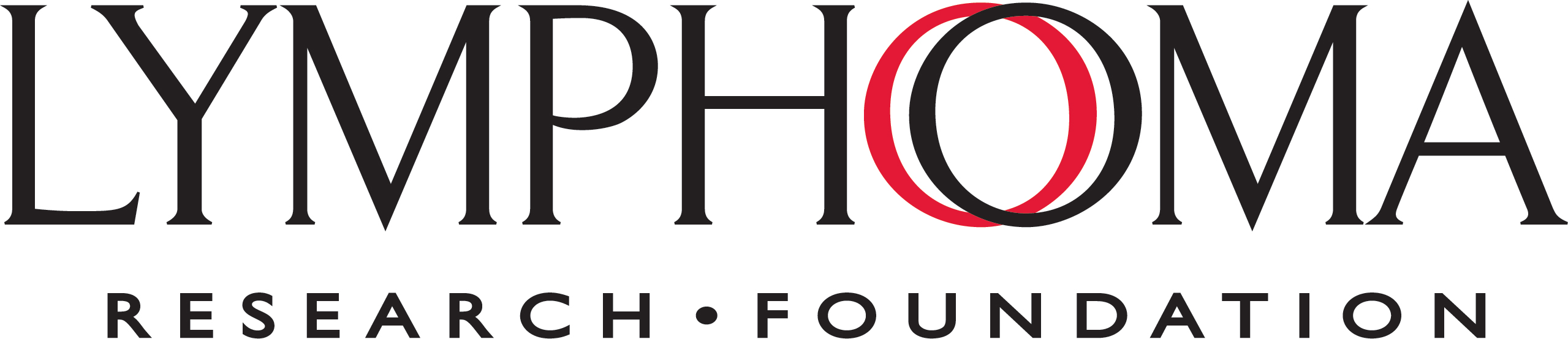 Lymphoma Research Foundation Logo
