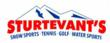 Sturtevants Tennis and Ski Logo