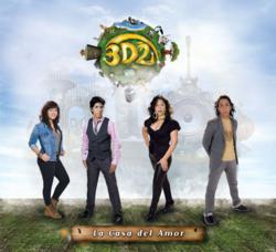 3D2, La casa del Amor
