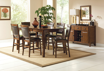 Dining Room Furniture Sets By Steve Silver Offer Modern And Contemporary Options For Thanksgiving
