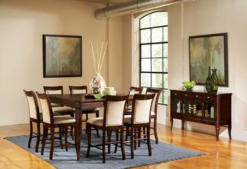 Dining Room Furniture Sets By Steve Silver Offer Modern