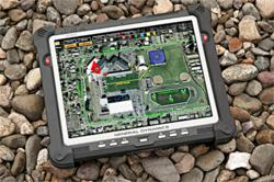 GD3015 Semi-Rugged Tablet