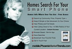Phoenix Real Estate Smart Phone Search