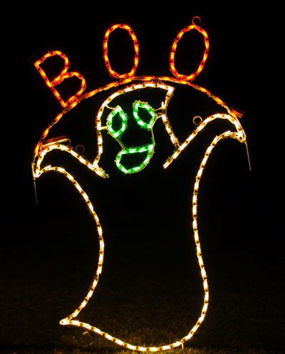 LED Holiday Lighting Announces New LED Halloween Lighting - Light Up Halloween Decorations