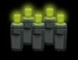 5mm Green LED Halloween Lights