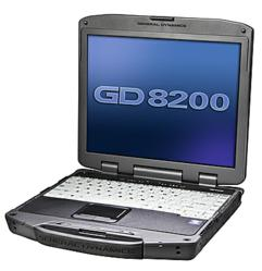 GD8200 Rugged Notebook
