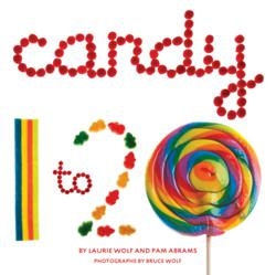 """Candy 1 to 20"" Children's Book"