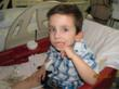 This little one has been through 32 surgeries in 2 1/2 years after suffering a stroke at age 2, & he is not finished yet.