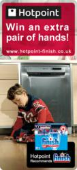 Join Hotpoint Helping Hands Facebook Page