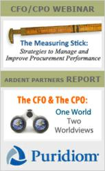 The Measuring Stick: Puridiom Webinar