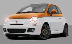 Brandmotion - SEMA FIAT 500 Customization