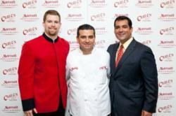 Hoboken Bakery, Carlos Bakery in Hoboken, Creative Cake Designs, Marriott Hotel Deals