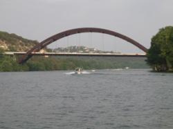 Overlooking the 360 Bridge