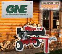 great northern equipment log splitter, great northern equipment log splitters