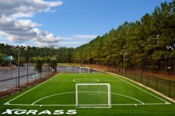 Futsal Soccer Field in Cary, North Carolina