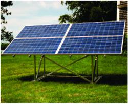 QuickWatts Grid-Tied Solar energy system