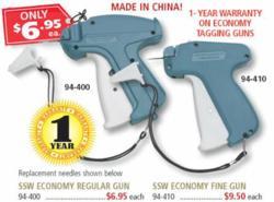 price tagging guns