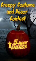 5-hour ENERGY® Creepy Costume and Décor Contest