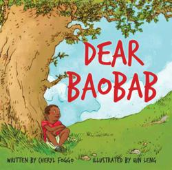 The cover of Dear Baobab