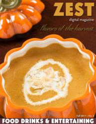 ZEST Digital Magazine: Food, Drinks and Entertaining