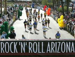 P.F. Chang's Rock 'n' Roll Arizona Marathon & 1/2 Marathon