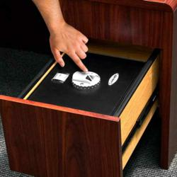 Barska Biometric drawer safe