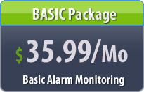 Your Alarm Now Launches a Basic Alarm Monitoring Plan for Home Security Systems
