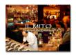 IL MITO offers amazing experience of flavors, friends and fun.