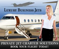 Luxury Business Jets