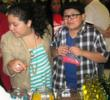 Modern Family star Rico Rodriguez with sister Raini Rodriguez from Disney's Austin and Ally.