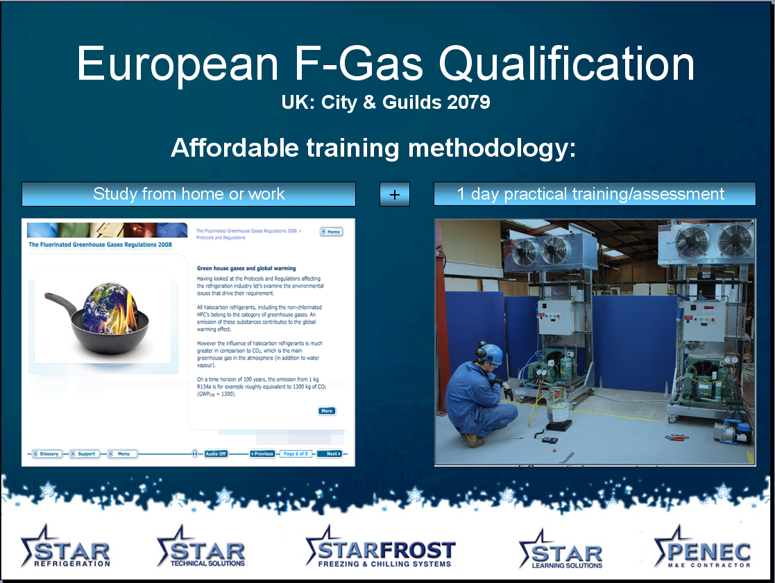 From ice age to computer age on demand free refrigeration and f gas certification fluorinated gasesf gas certification fluorinated gases xflitez Choice Image