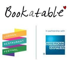 Bookatable London Restaurant Festival