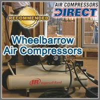 wheelbarrow air compressor, wheelbarrow air compressors, wheelbarrow compressor, wheel barrow compressor