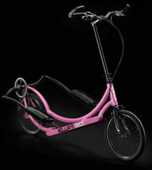 ElliptiGO is donating 5% of the MSRP of every pink bike sold to The Breast Cancer Research Foundation®
